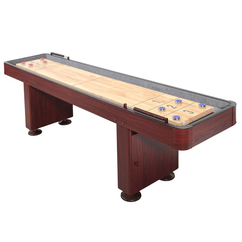 Beautiful Shuffleboard Table