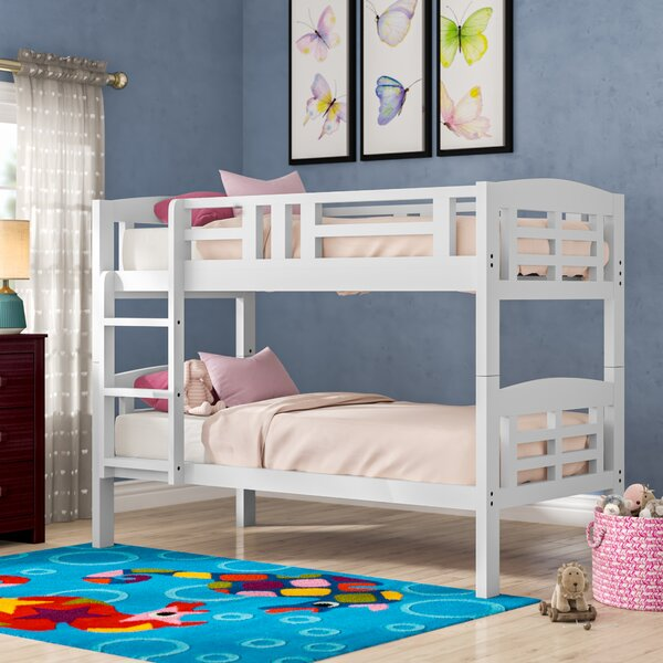 Robbie Twin Over Twin Bunk Bed by Viv + Rae