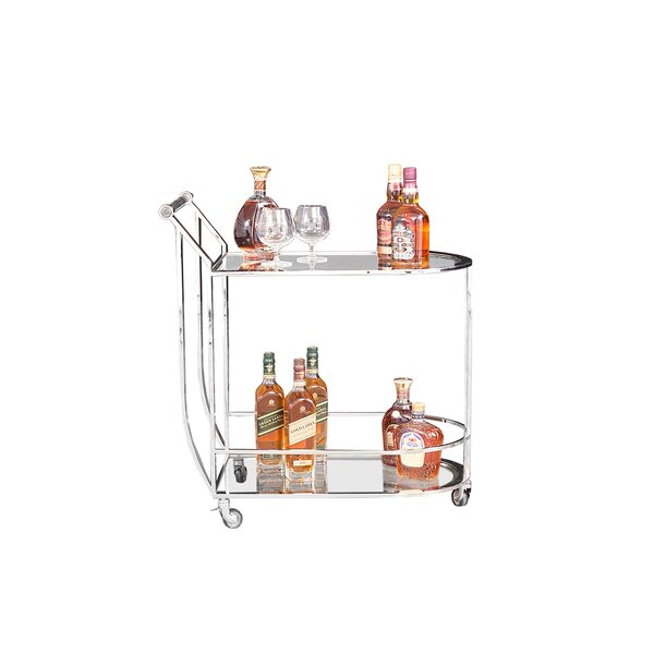 Westra Bar Cart by Brayden Studio