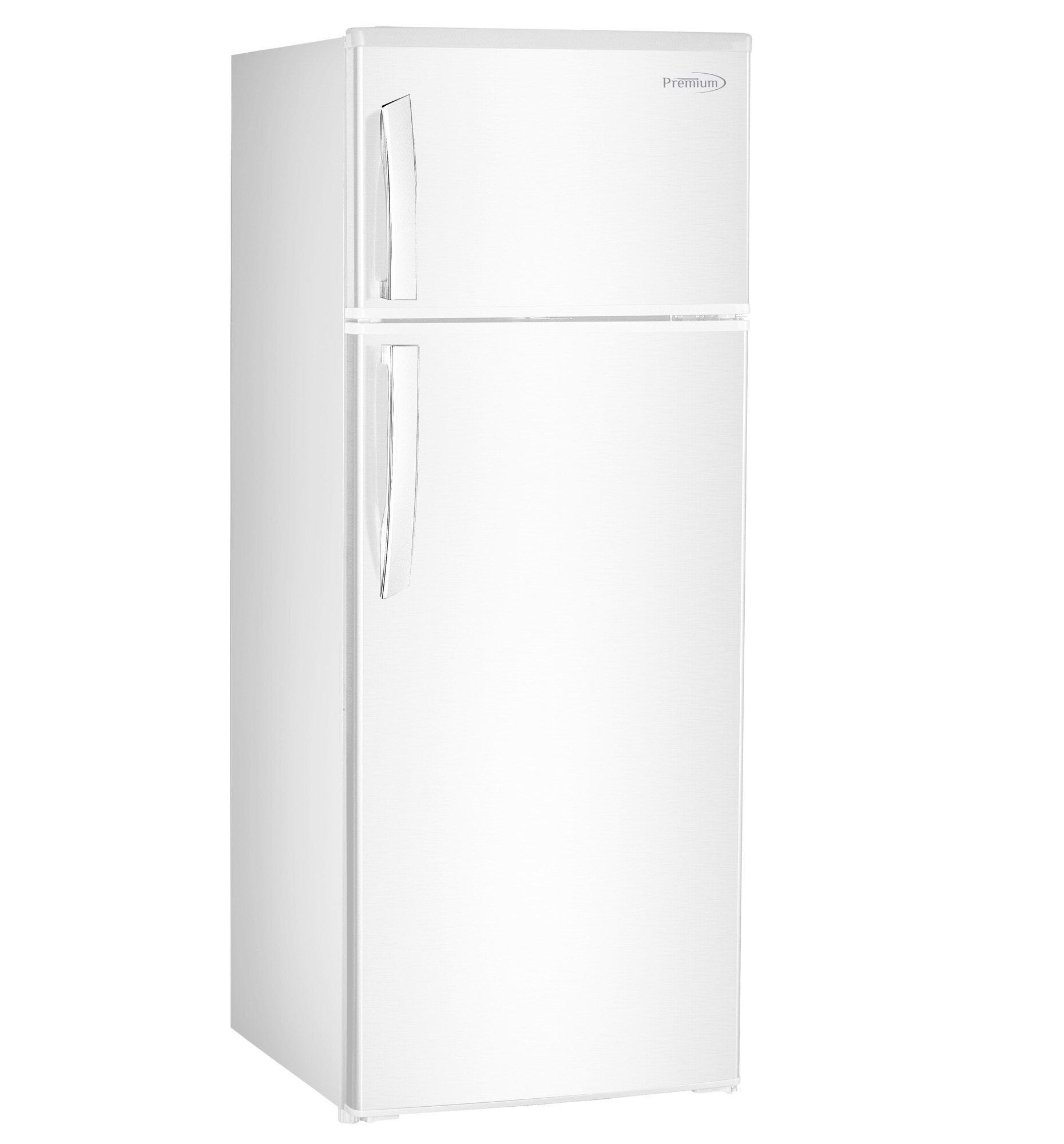 Premium 15 Top Freezer 7 4 Cu Ft Energy Star Refrigerator Reviews Wayfair