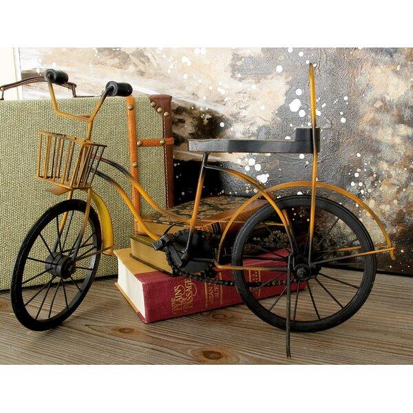 Metal Wood Model Cycle by Cole & Grey