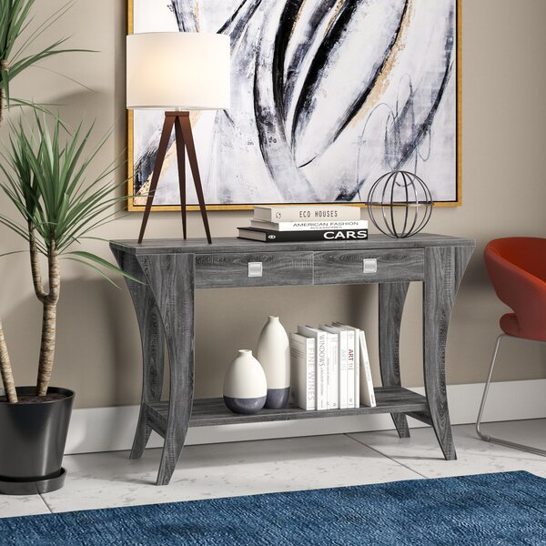 Mcnaughton 47.25 Console Table By Wrought Studio