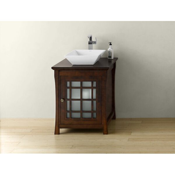 Shoji 25 Single Bathroom Vanity Set by Ronbow