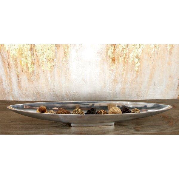Aluminum Boat Tray by Cole & Grey