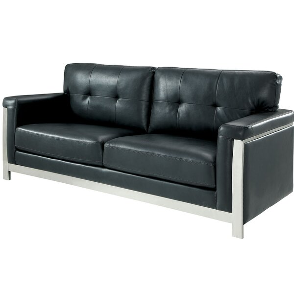 Waskom Contemporary Sofa by Orren Ellis