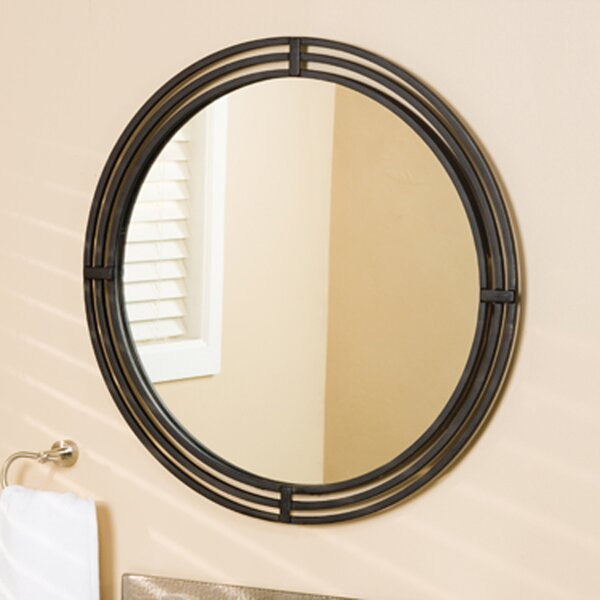Asana Bathroom Mirror by Native Trails, Inc.
