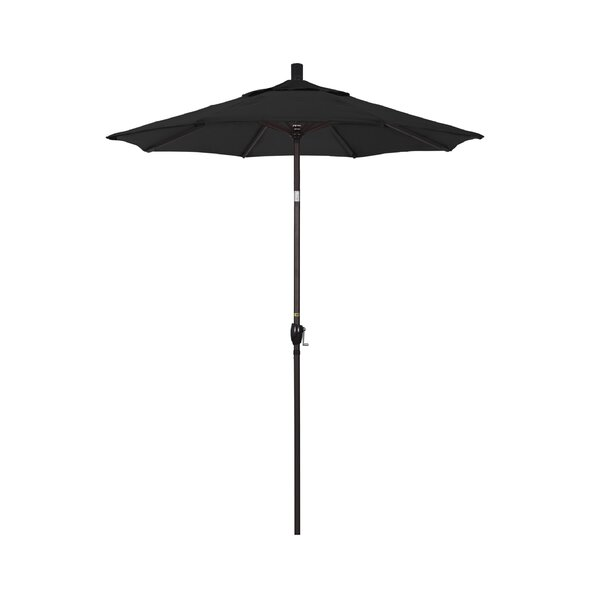 Wallach 6' Market Sunbrella Umbrella By Darby Home Co