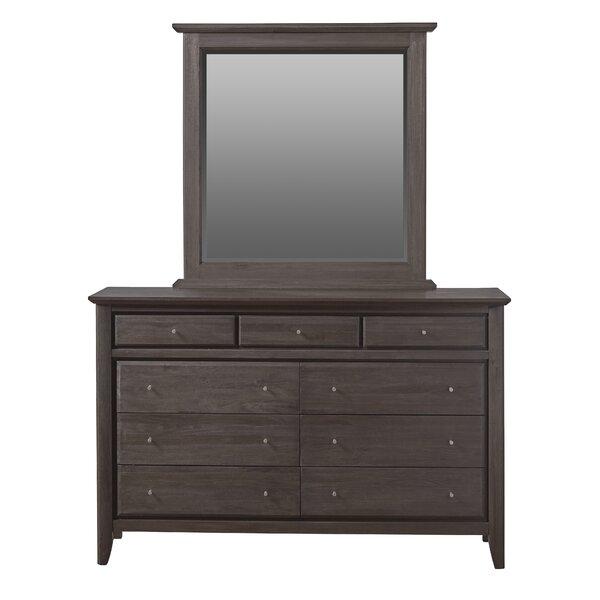 Suzette 9 Drawer Dresser by Greyleigh