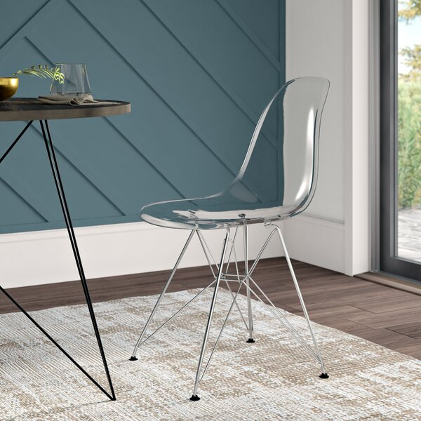 Kushner Dining Chair by Mercury Row