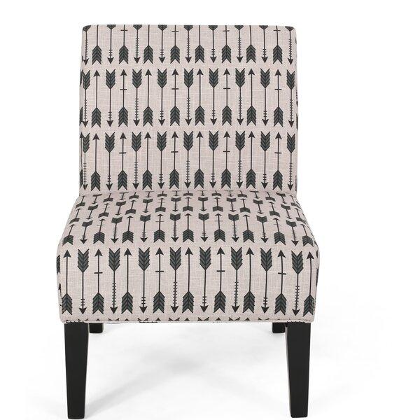Grieve Fabric Side Chair by Latitude Run
