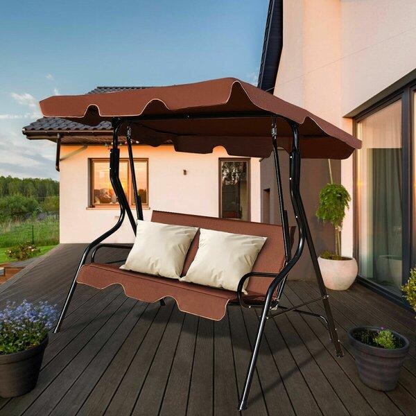 Koch Patio Glider Hammock Porch Swing By Winston Porter