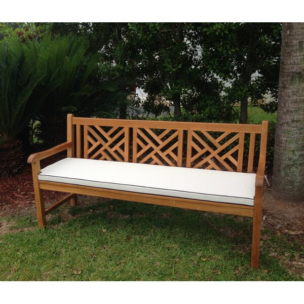 Angela Garden Bench by Rosecliff Heights