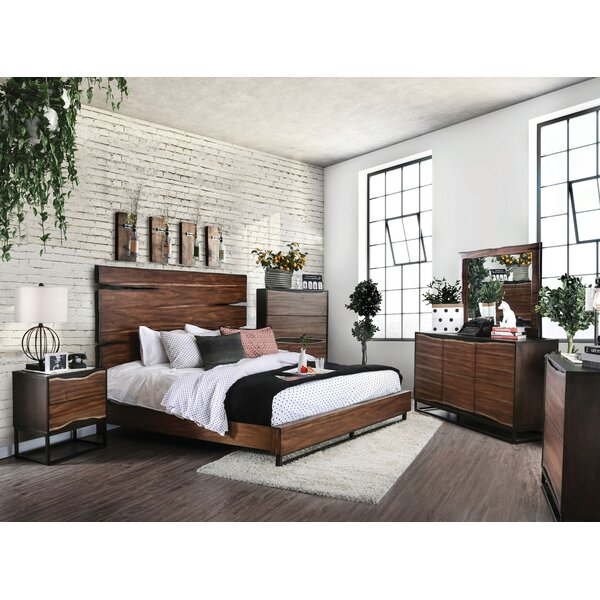 Odysseus Configurable Bedroom Set by 17 Stories