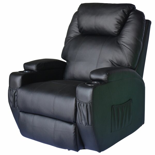 Lexington Deluxe Manual Rocker Recliner by Red Bar