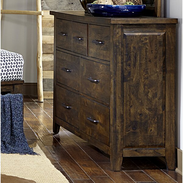 Amey 7 Drawer Dresser by Foundry Select