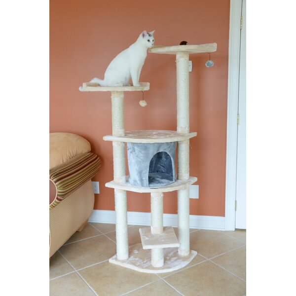 64 Classic Cat Tree by Armarkat