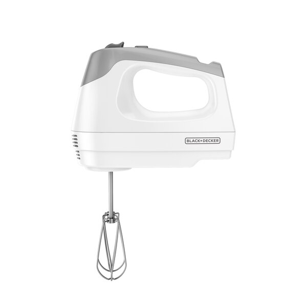 6-Speed Hand Mixer by Black + Decker