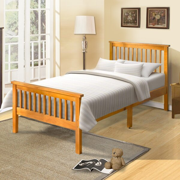 Norhad Twin Platform Bed by Winston Porter