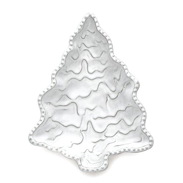 Bella Natale Candy Platter by Arte Italica