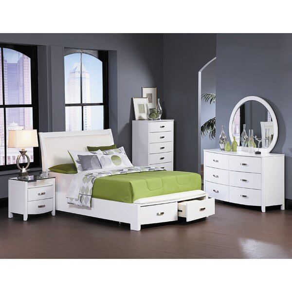 Rushmere Platform Configurable Bedroom Set by Latitude Run