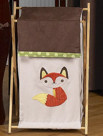 Forest Friends Laundry Hamper by Sweet Jojo Designs