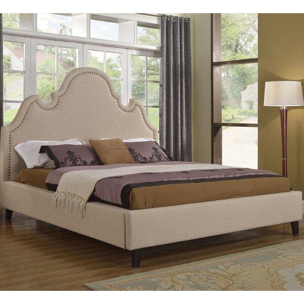 Dorcaster Upholstered Platform Bed by Mercer41
