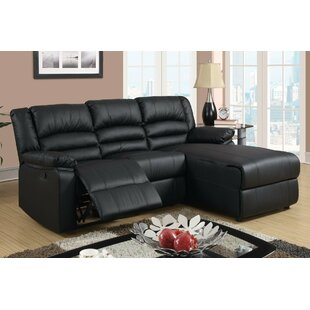 Charmant Reclining Sectional