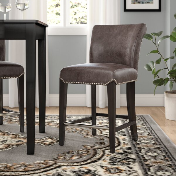 Adamsville 25.9 Bar Stool by Darby Home Co