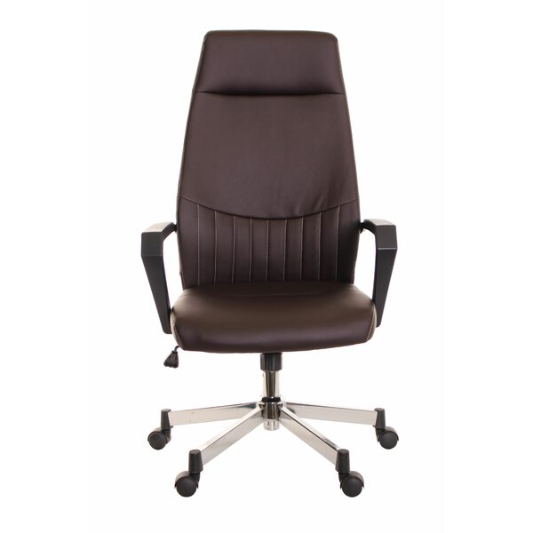 High-Back Desk Chair by TimeOffice Furniture