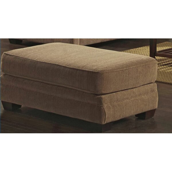 Oleary Plaza Ottoman by Red Barrel Studio