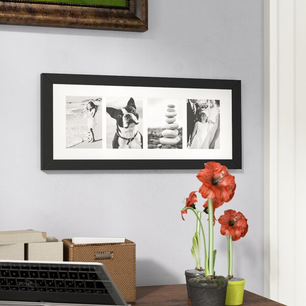4 Photograph Picture Frame by Red Barrel Studio
