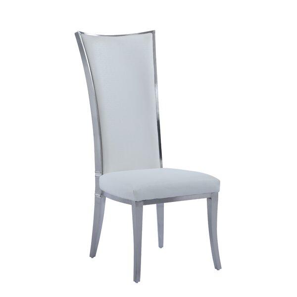 Attleborough Upholstered Dining Chair (Set Of 2) By Orren Ellis