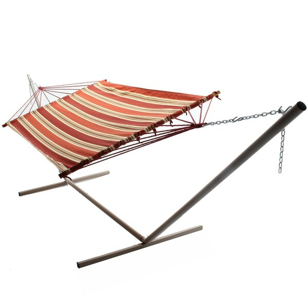 Eckman Polyester Hammock by Charlton Home