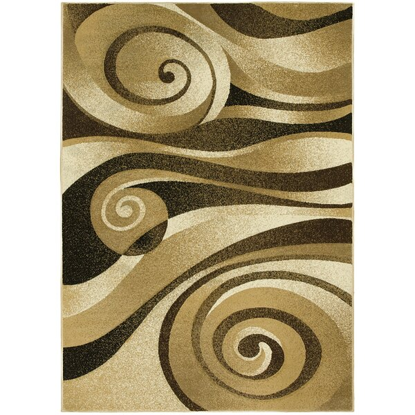 Champagne Area Rug by Brady Home
