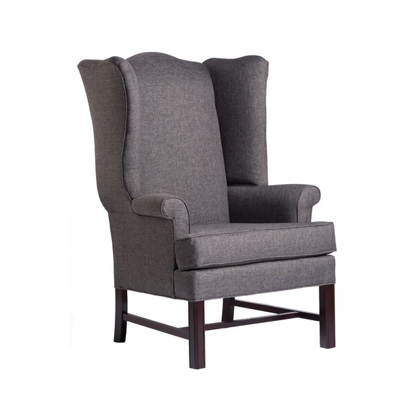 Walsh Wingback Chair by Darby Home Co