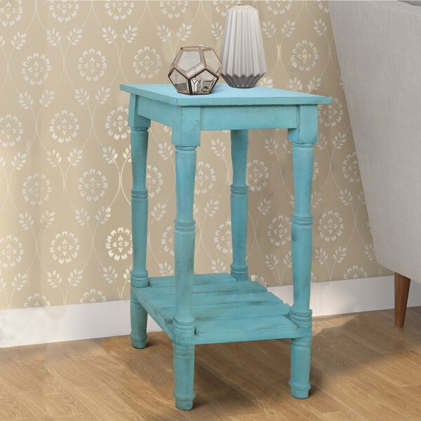 Quint End Table By August Grove