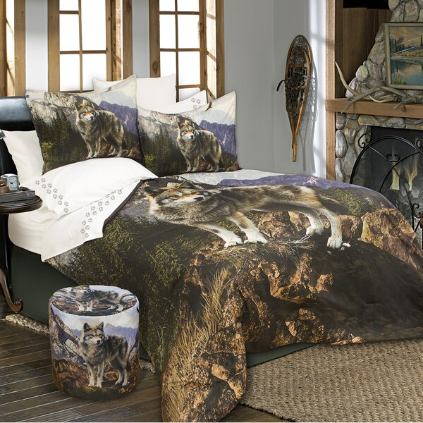 Tiburon 2 Piece Comforter Set by Loon Peak