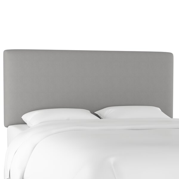 Bronwood Upholstered Panel Headboard By Mercury Row by Mercury Row Cool