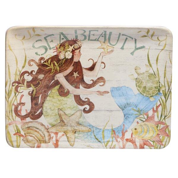 Sea Beauty Rectangular Platter by Certified International