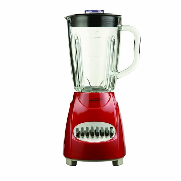 12 Speed Blender with Glass Jar by Brentwood Appliances