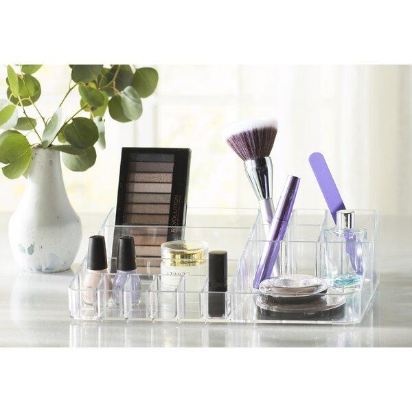 Wayfair Basics 15 Section Cosmetic Organizer by Wayfair Basics™