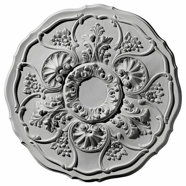 Cornelia 22 1/2H x 22 1/2W x 1 1/2D Ceiling Medallion by Ekena Millwork
