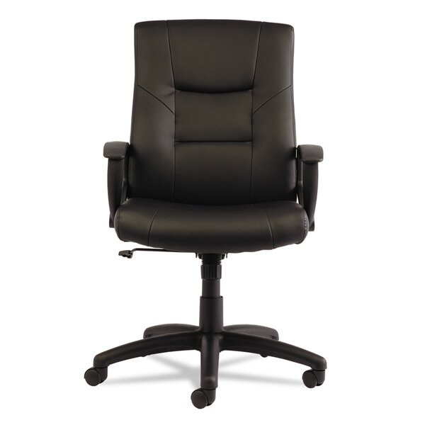 YR Series Leather Executive Chair by Alera®