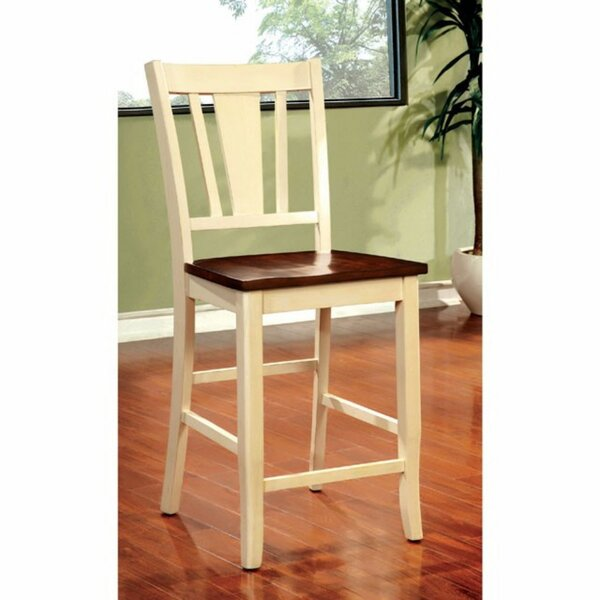 Adalbert Solid Wood Dining Chair by Darby Home Co