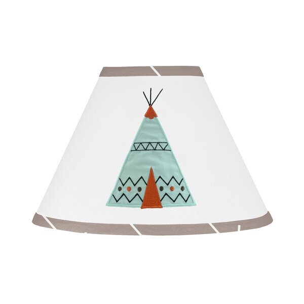 Outdoor Adventure 7 Empire Lamp Shade by Sweet Jojo Designs
