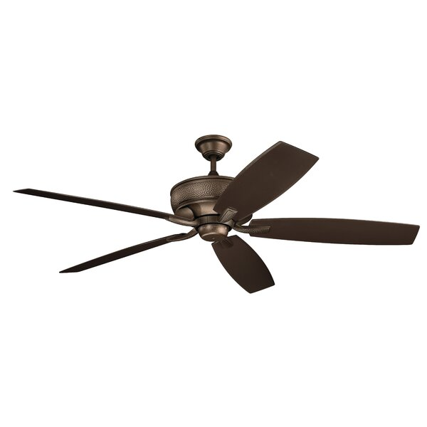 70 Julius 5 Blade Outdoor Ceiling Fan by Alcott Hill