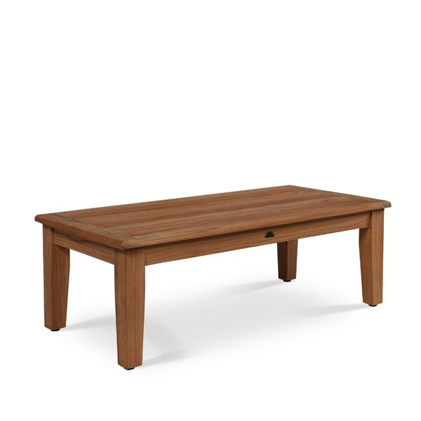 Adorlee Teak Coffee Table by Darby Home Co