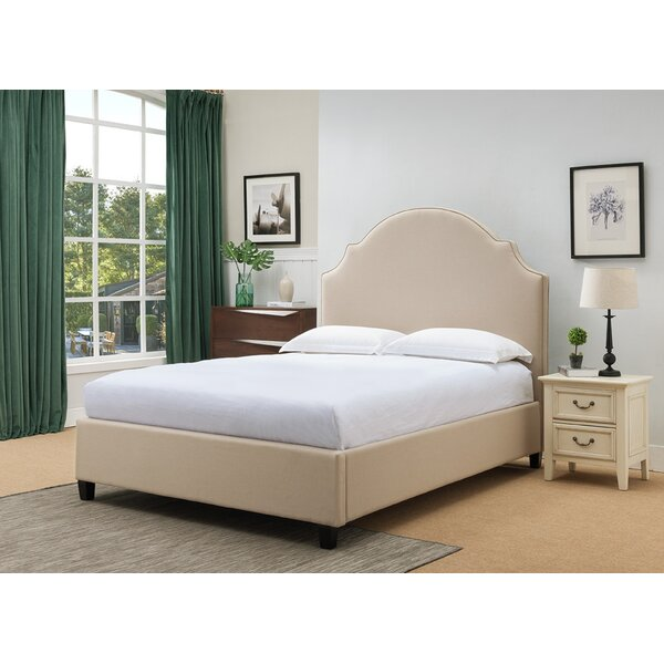 Koret Upholstered Standard Bed by Darby Home Co