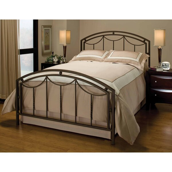 Delaney Standard Bed by Fleur De Lis Living