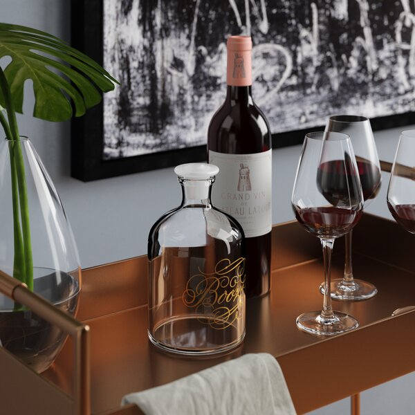 Booze Bottled Up 34 oz. Decanter by Fred